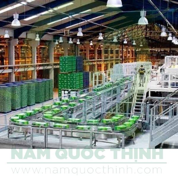 nhà máy Heineiken Tiền Giang