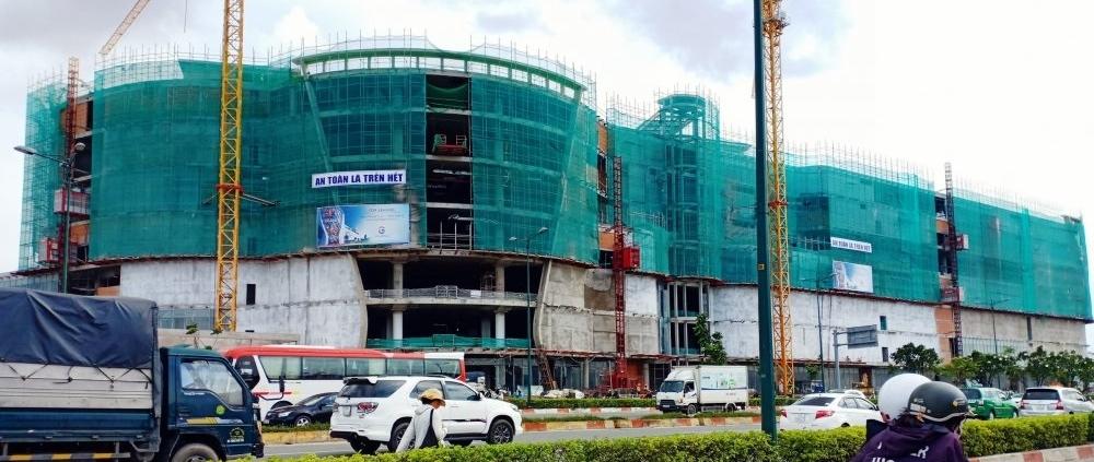 Cung cấp 5000 ty ren M8, M10, M12 tại Khang Gia Shopping Mall